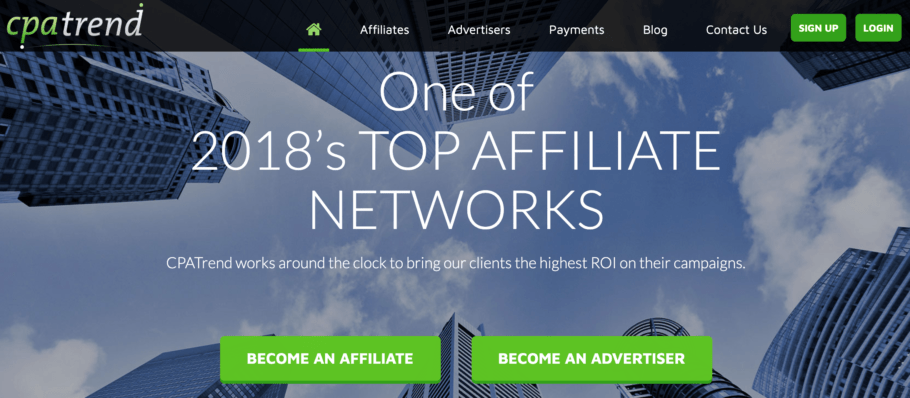 Cpatrend Affiliate Marketing Network