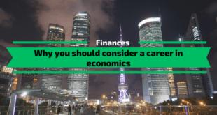 Career in Economics in 2020