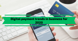 Digital payment trends in business for 2020