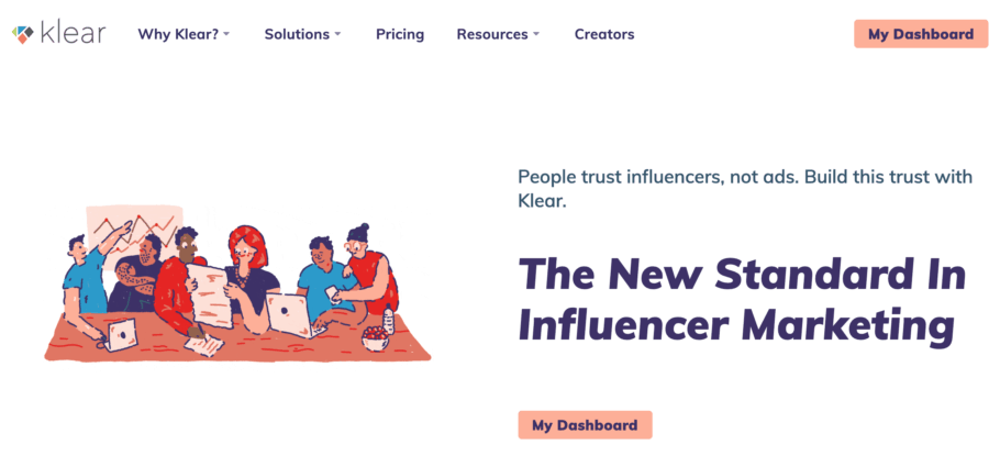 Klear - Influencer Marketing Platform