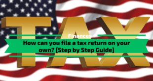 How can you file a tax return on your own? [Step by Step Guide]