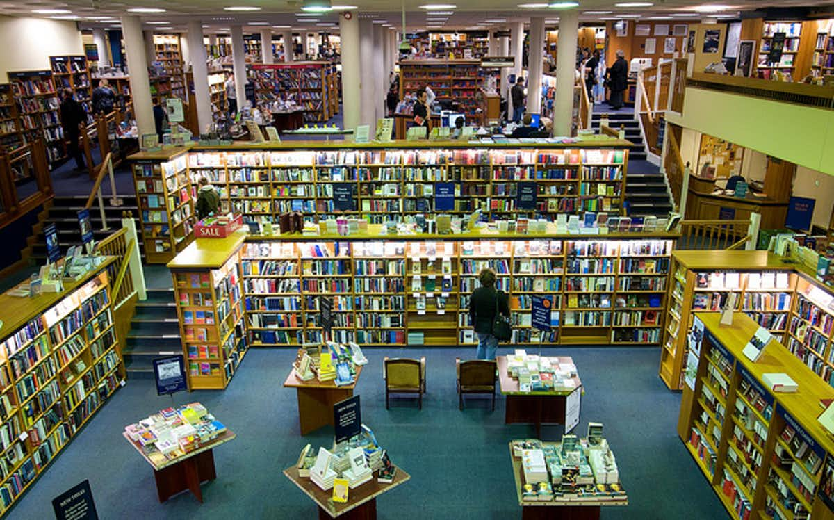 The Order Fulfilment Process for a Bookstore