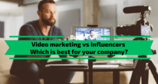 Video marketing vs Influencers - Which is best for your company?