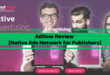 AdNow Review [Native Ads Network]