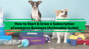 How to Start & Grow a Subscription eCommerce Business [Actionable Guide]