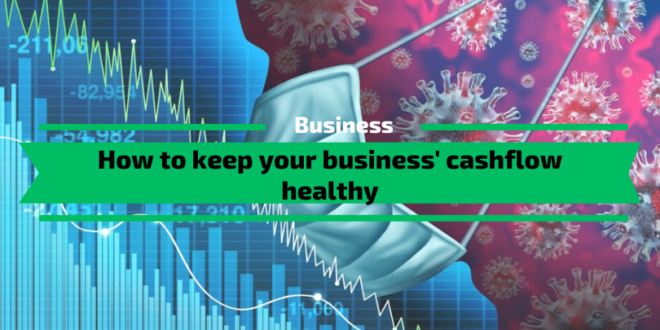 How to keep your business cashflow healthy