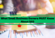 What Small Business Owners MUST Know About SEO
