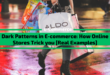 Dark Patterns in E-commerce: How Online Stores Trick you