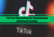 TikTok Marketing for Businesses [Ultimate Guide]