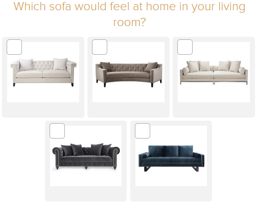 Z Gallerie's style Quiz Questions