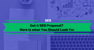 Got A SEO Proposal