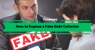 How to Expose a Fake Debt Collector