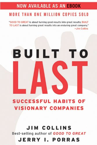 Jim Collins - Built to Last