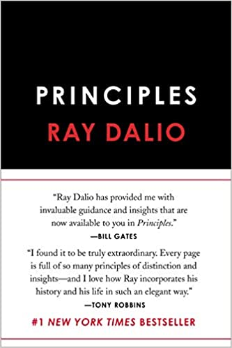 Ray Dalio - Principles- Life and Work