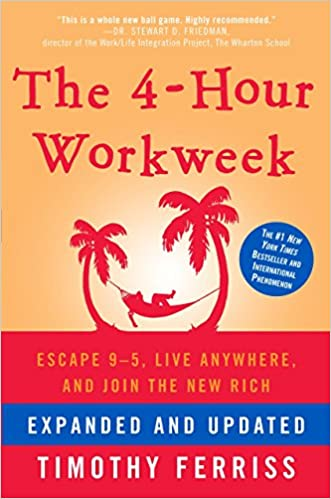 Timothy Ferriss - The 4-hour work week