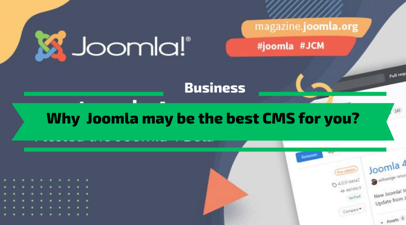 Why Joomla be the best platform for you