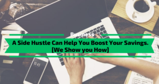 A Side Hustle Can Help You Boost Your Savings