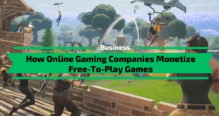 How Online Gaming Companies Monetize Free-To-Play Games