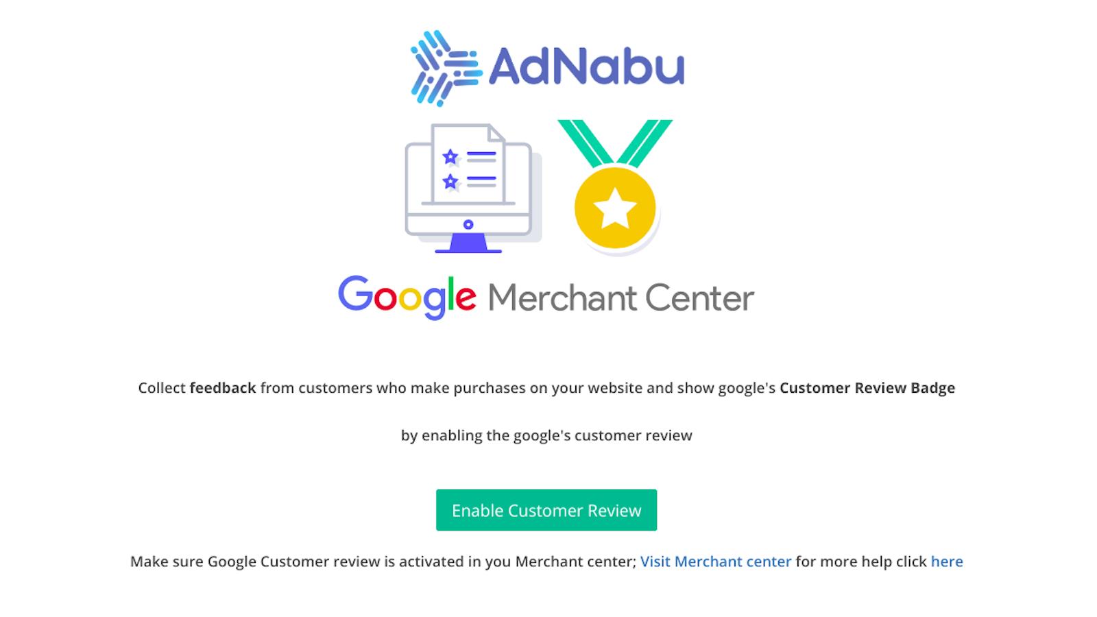 5. Google Customer Reviews by AdNabu