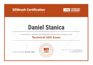 Daniel Stanica - Monetization Consultant