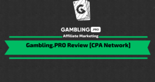 Gambling.PRO Review [ CPA Network ]