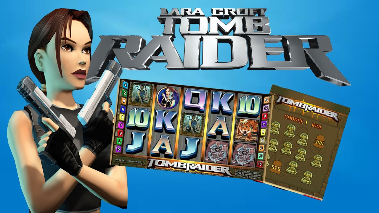 Lara Croft Tomb Raider Slots