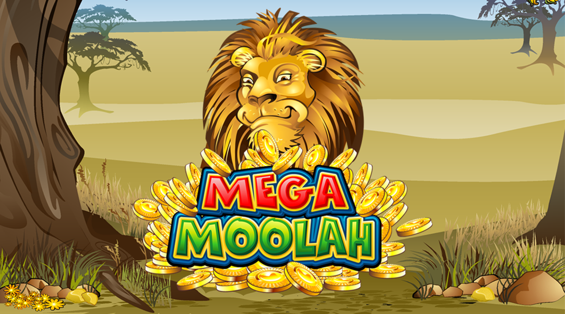 Mega Moolah by Microgaming
