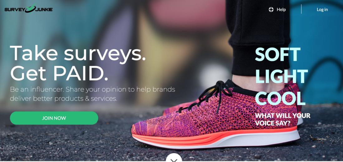 Best Paying Survey Sites - Survey Junkie