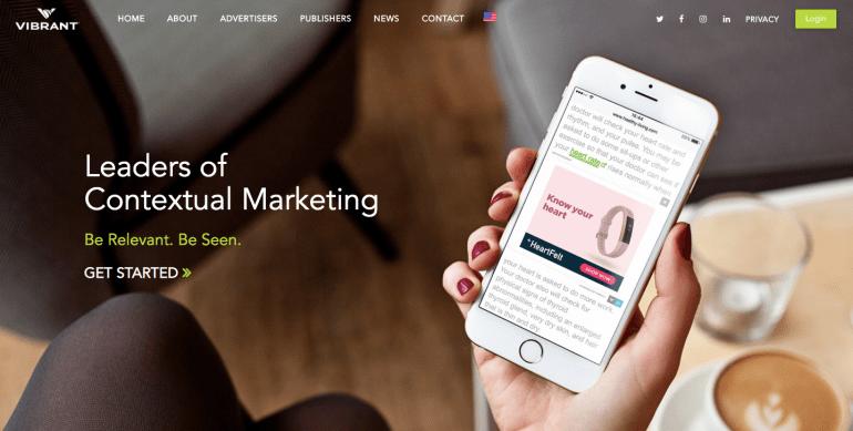 VibrantMedia Advertising Network