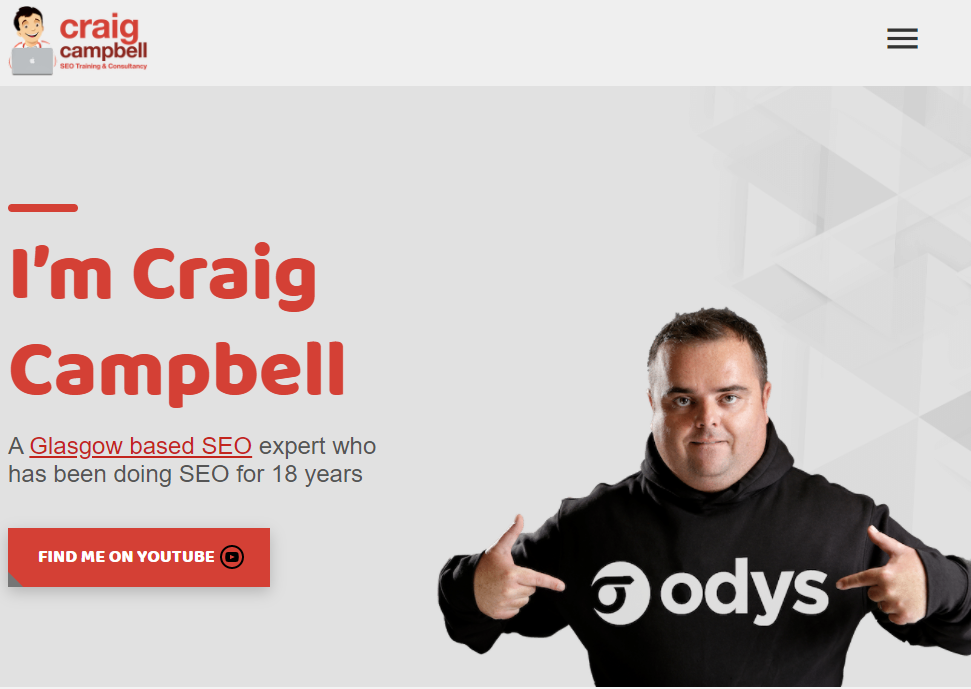 Craig Campbell is offering SEO services