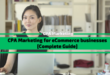 CPA Marketing for e-Commerce [Complete Guide for Advertisers]