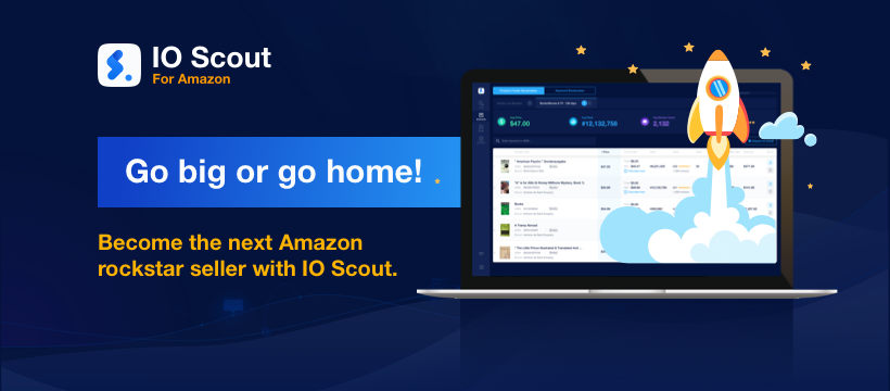IOScout - Become the next Amazon rockstar seller