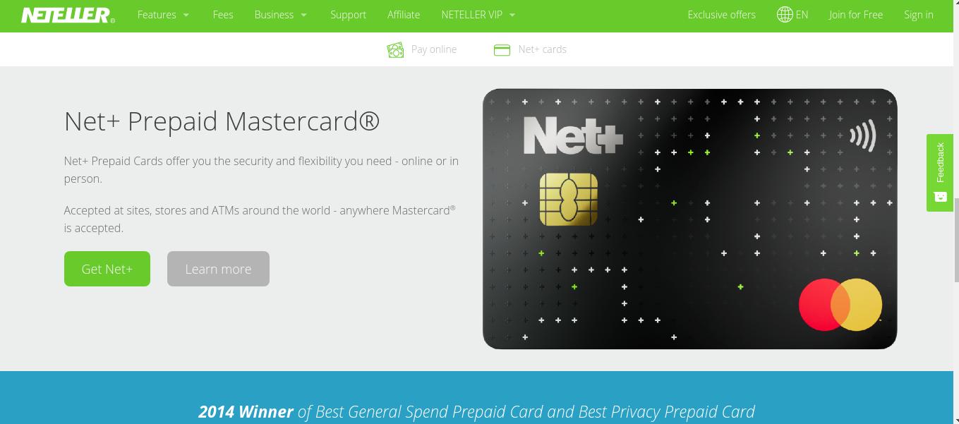 Neteller.com - One of the best payment methods for online casinos