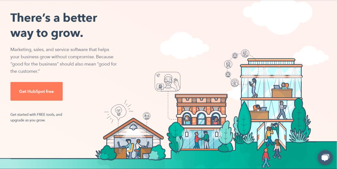 HubSpot - Marketing automation platform