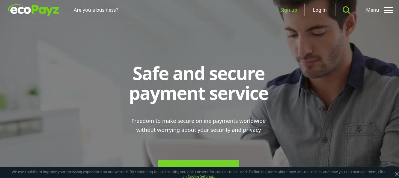 ecopayz.com - Payment Option for Online Casinos