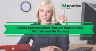 Best Business Ideas You Can Start With Almost No Money