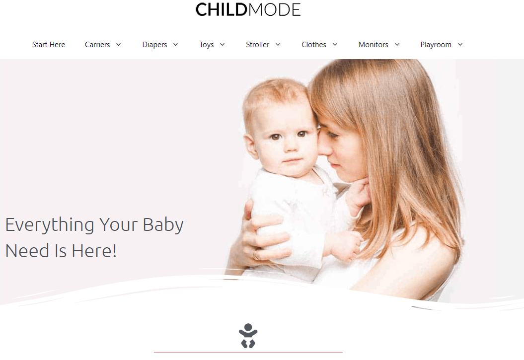 ChildMode - The best parent and child style blog