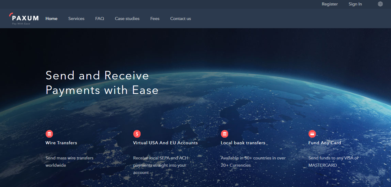 Paxum Payment Solution for Affiliate Marketers
