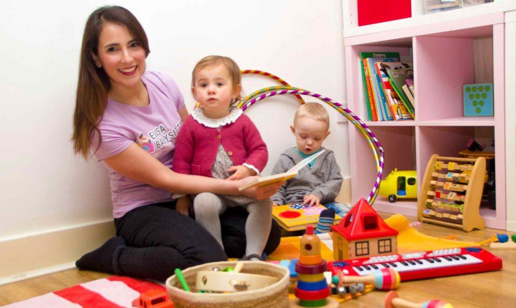 Start a Babysitting business