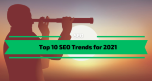 Top 10 SEO Trends for 2021