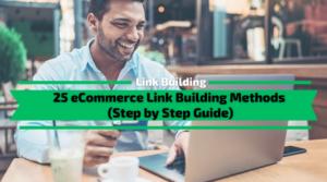 eCommerce Link Building Methods
