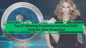 Top 21 Winning Cryptocurrencies of 2021
