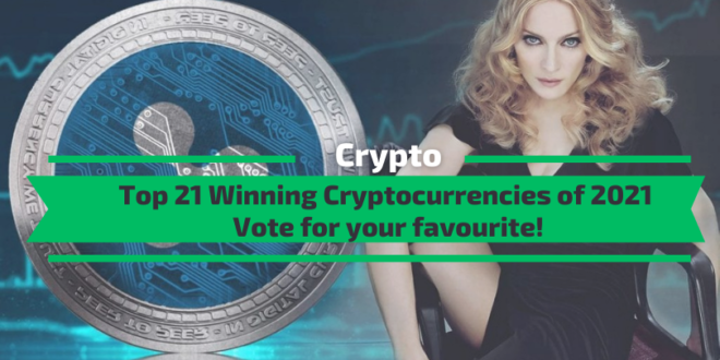 Top 25 Cryptocurrencies you should know about in 2021