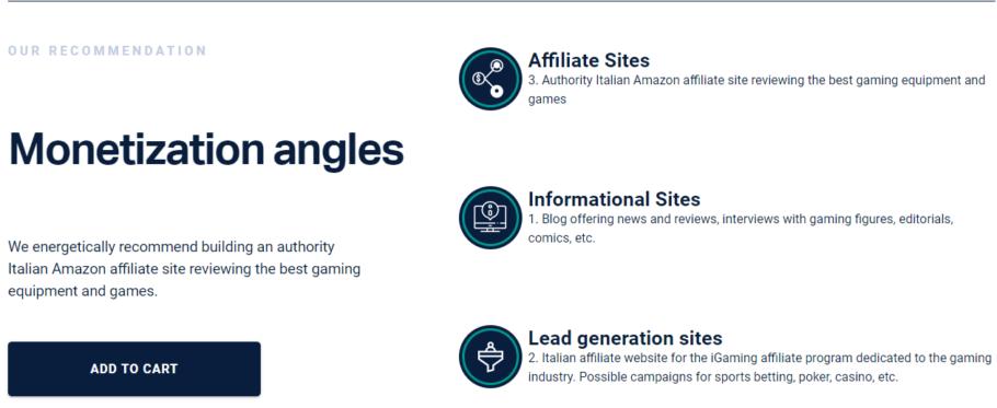 ODYS.Global - Domain monetization angles