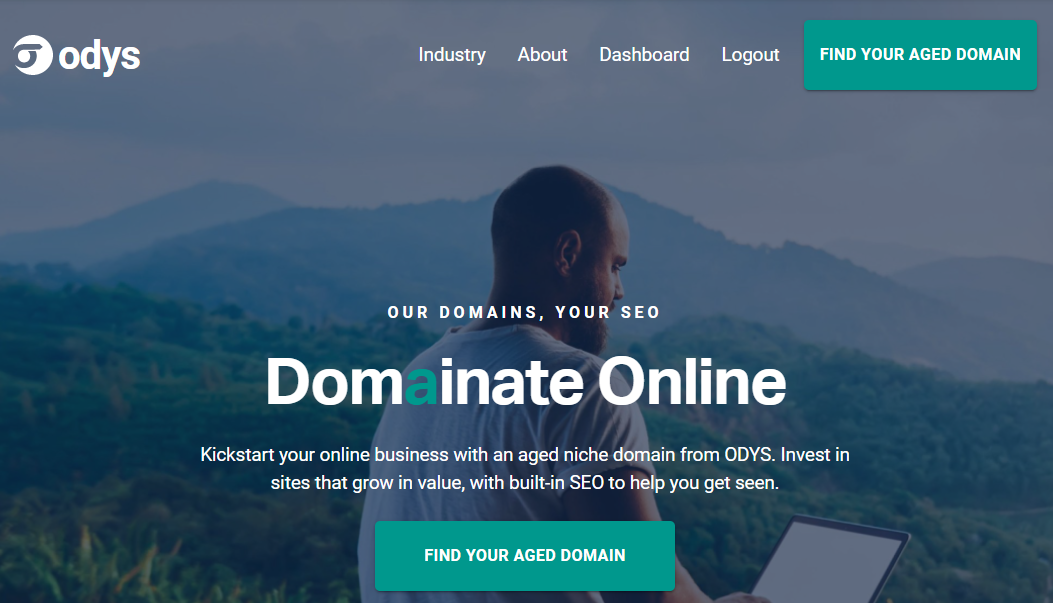 ODYS - Domainate Online