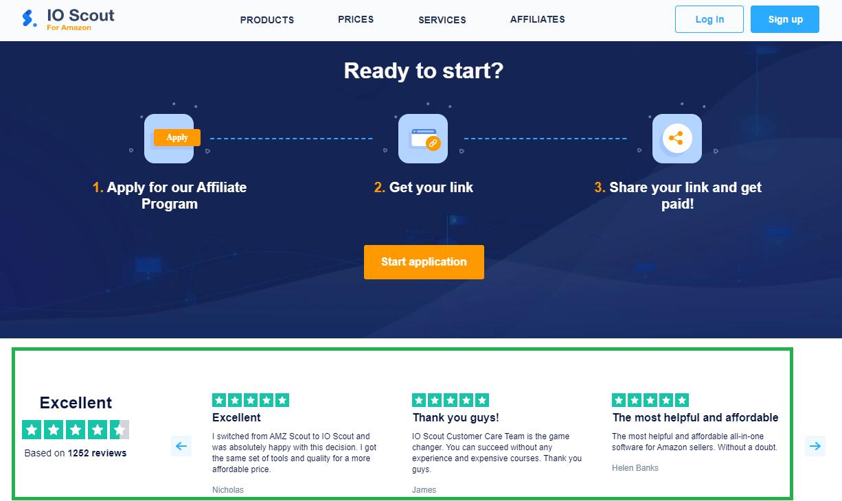 Affiliate Marketing Program - Merchant Reputation