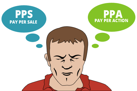 Affiliate Marketing Programs - Pay Per Sale vs Pay Per Action