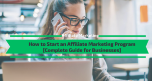 How to Start an Affiliate Marketing Program