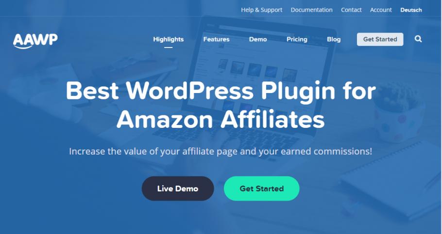 AAWP - Affiliate Plugin for WordPress