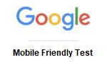 Google Mobile Friedly Test